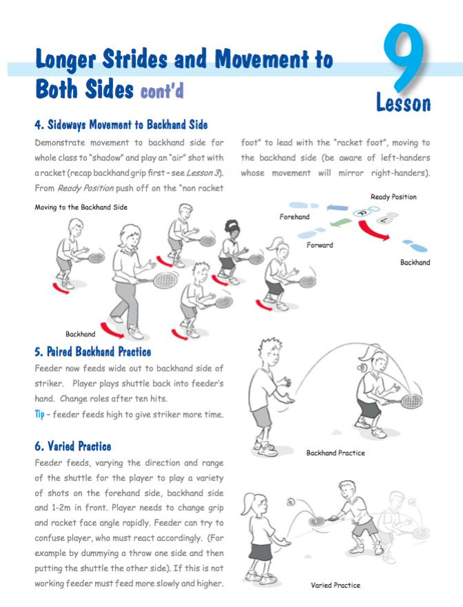 Plusballs Lesson 9b